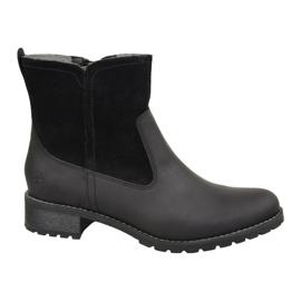 Timberland Bethel Biker W 6914B zimske cipele crna