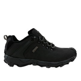 Crne treking cipele MXC-6645 crna