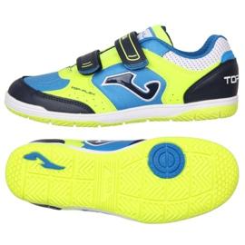 Zatvorene cipele Joma Top Flex In Jr TOPJW.936.IN žuti žuti