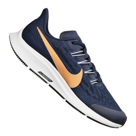 Cipele Nike Air Zoom Pegasus 36 Jr AR4149-401 mornarica