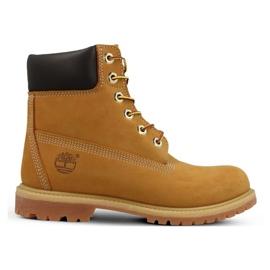 Timberland Premium 6 inčni Jr 10361 cipele žuti