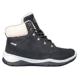 Arrigo Bello Tople zimske cipele crna
