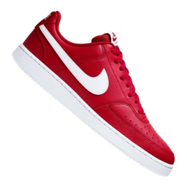 Nike Court Vision Low M CD5463-600 cipele crvena