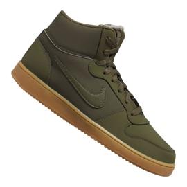 Cipele Nike Ebernon Mid Se M AQ8125-301 zelena