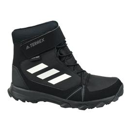Cipele Adidas Terrex Snow Cf Cp Cw Jr S80885 crna