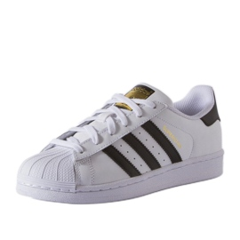 Cipele Adidas Originals Superstar Fundation Jr C77154 bijela