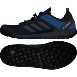 Cipele Adidas Terrex Swift Solo M CM7633 mornarica