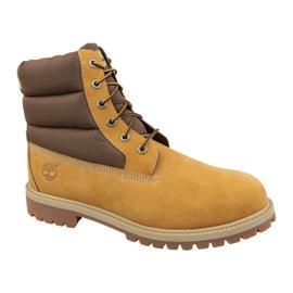 Timberland 6 in Quilit Boot Jr C1790R zimske čizme smeđ