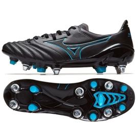 Mizuno Morelia Neo Ii Mix M P1GC195325 nogometne cipele crna crna