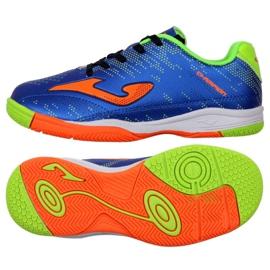 Zatvorene cipele Joma Champion 904 U Jr CHAJW.904.IN plava plava