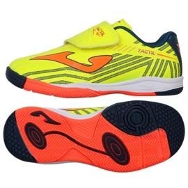 Zatvorene cipele Joma Tactil 911 In Jr TACW.911.IN žuti žuti