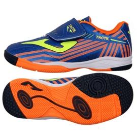 Zatvorene cipele Joma Tactil 904 In Jr TACW.904.IN plava plava