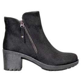 Diamantique Ležerne čizme u baru crna