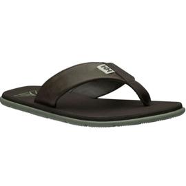 Helly Hansen Seasand kožne sandale M 11495-713 papuče smeđ