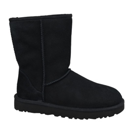 Ugg Classic kratke cipele II W 1016223-BLK crna