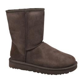 Ugg klasične kratke cipele II W 1016223-CHO smeđ