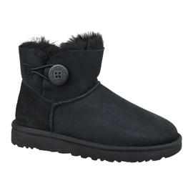 Ugg Mini Bailey Button Ii W 1016422-BLK cipele crna