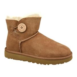 Ugg Mini Bailey Button Ii W 1016422-CHE cipele smeđ
