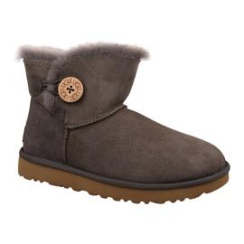 Ugg Mini Bailey Button II cipele W 1016422-MOLE smeđ