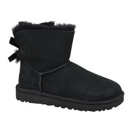 Ugg Mini Bailey Bow Ii W 1016501-BLK cipele crna