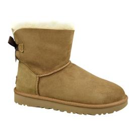 Ugg Mini Bailey Bow Ii W 1016501-CHE cipele smeđ