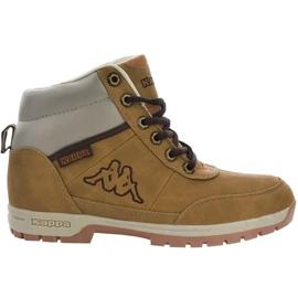 Kappa Bright Mid Jr 260239T 4141 cipele smeđ
