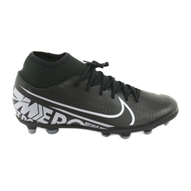 Nogometne cipele Nike Mercurial Superfly 7 Club FG / MG M AT7949-001 crna