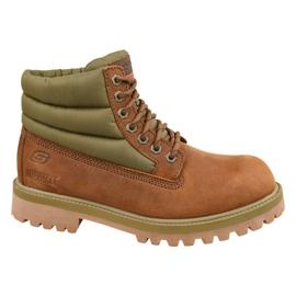 Skechers Sergeants Verno M 65838-CDB cipele smeđ