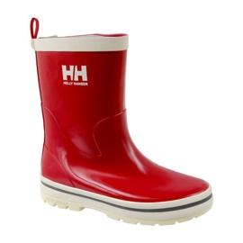 Cipele Helly Hansen Midsund Jr 10862-162 crvena
