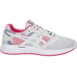 Cipele za trčanje Asics Patriot 10 Sp Jr 1014A039-022 siva