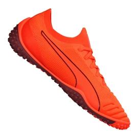 Puma 365 betonske nogometne čizme 1 St M 105752-02 narančasta narančasta