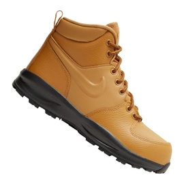 Cipele Nike Manoa Ltr Jr BQ5372-700 smeđ