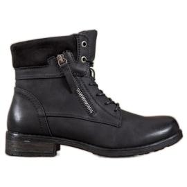 Goodin Crne čizme crna
