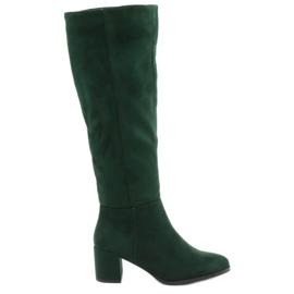 Zelene Sergio leone čizme zelena