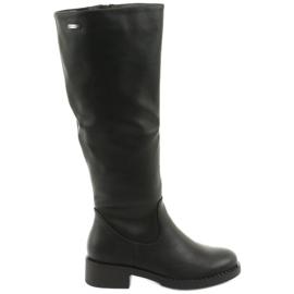Čizme na debelom dnu Sergio Leone 280 crna