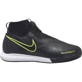 Nike Phantom Vsn Academy Df Ic Jr AO3290 007 nogometne cipele crna crna