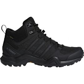Cipele Adidas Terrex Swift R2 Mid Gtx M CM7500 crna