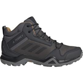 Cipele Adidas Terrex AX3 Mid Gtx M BC0468 siva