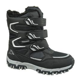 Kappa Great Tex Boot Jr 260558T-1115 cipele crna