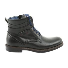 Nikopol 700 cipele s patentnim zatvaračem crna