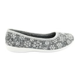 Papuče od filca snijega Adanex 24213