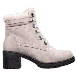 Goodin Izolirane čizme za gležanj siva