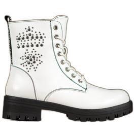 Goodin Bijele čizme bijela