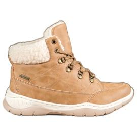 Arrigo Bello Tople zimske cipele smeđ