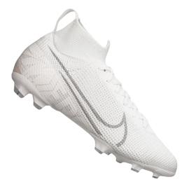 Nogometne cipele Nike Superfly 7 Elite Fg Jr AT8034-100 bijela