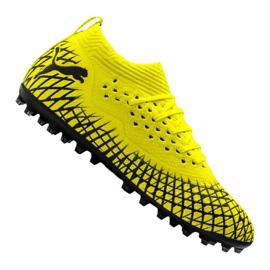 Puma Future 4.2 Netfit Mg M 105681-02 nogometne čizme žuti