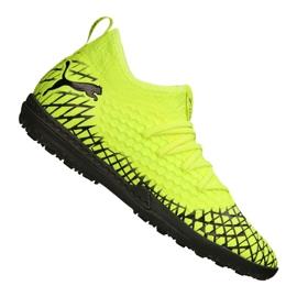 Puma Future 4.3 Netfit Tt M 105685-03 nogometne čizme žuti žuti
