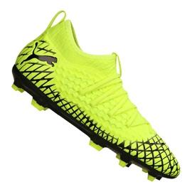 Puma Future 4.3 Netfit Fg / Ag Jr 105693-03 nogometne čizme žuti žuti