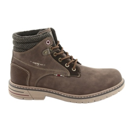American Club Muške cipele američkog kluba RH35 smeđe