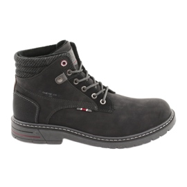 American Club Muške cipele američkog kluba RH35 crne crna